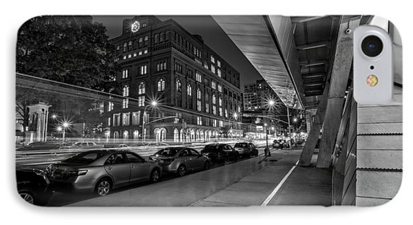 IPhone Case featuring the photograph Cooper Union Nyc by Susan Candelario