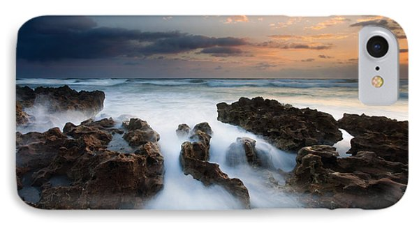 Coral Cove Dawn IPhone Case