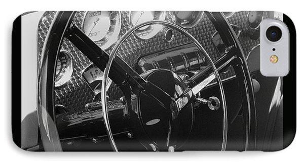 Cord Phaeton Dashboard IPhone Case