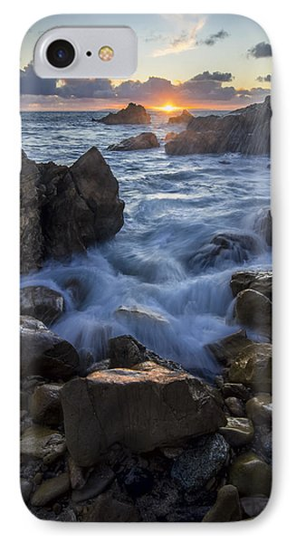 IPhone Case featuring the photograph Corona Del Mar by Sean Foster