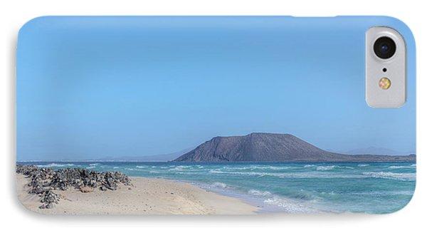 Corralejo - Fuerteventura IPhone 7 Case by Joana Kruse