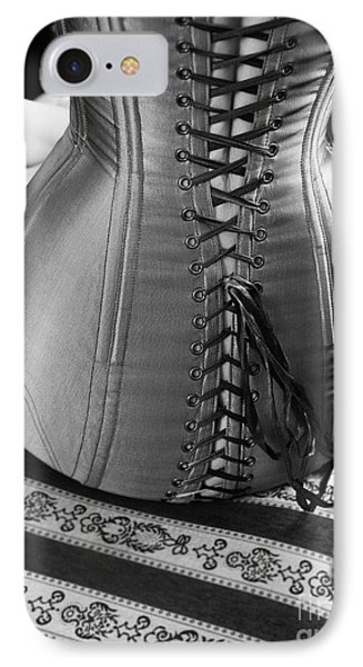 IPhone Case featuring the photograph Corset #2278 by Andrey  Godyaykin