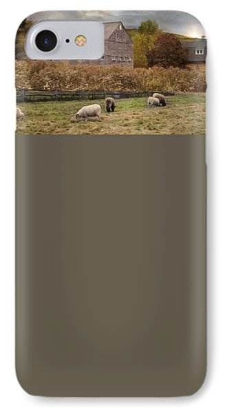 IPhone Case featuring the photograph Count Your Blessings by Robin-Lee Vieira