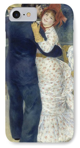 Country Dance IPhone Case by Auguste Renoir