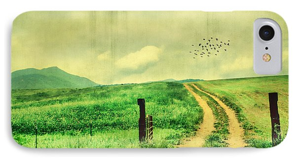 Country Roads Phone Case by Darren Fisher