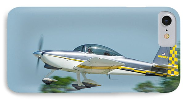 Cracker Fly-in IPhone Case by Michael Sussman