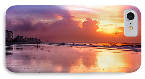 Crescent Beach September Morning IPhone Case