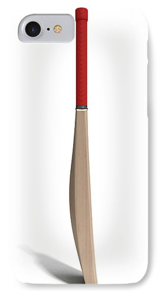 Cricket Bat IPhone 7 Case