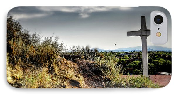 Cross Of The Martyrs IPhone Case