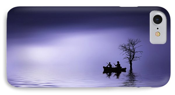 Cruise IPhone Case by Bess Hamiti