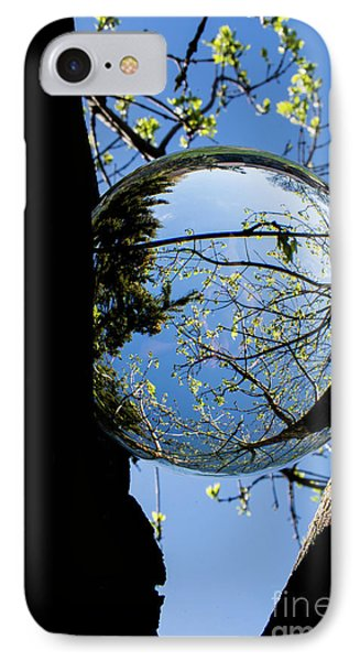 Crystal Reflection IPhone Case