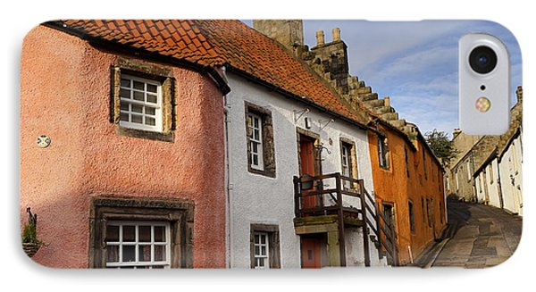 IPhone Case featuring the photograph Culross by Jeremy Lavender Photography