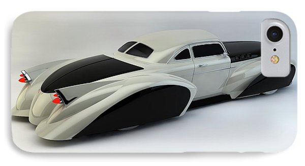 IPhone Case featuring the photograph Custom  Lead Sled by Louis Ferreira