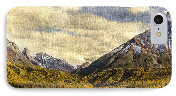 Dan Creek Alaska IPhone Case