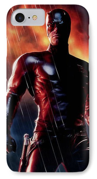 Daredevil Collection IPhone Case