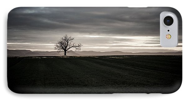 Dark And Light IPhone Case by Miguel Winterpacht