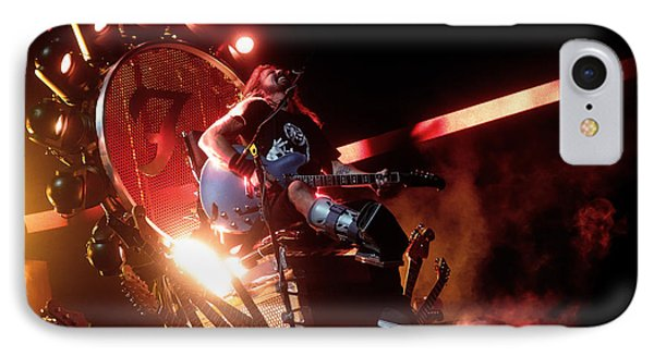 Dave Grohl - Foo Fighters IPhone Case