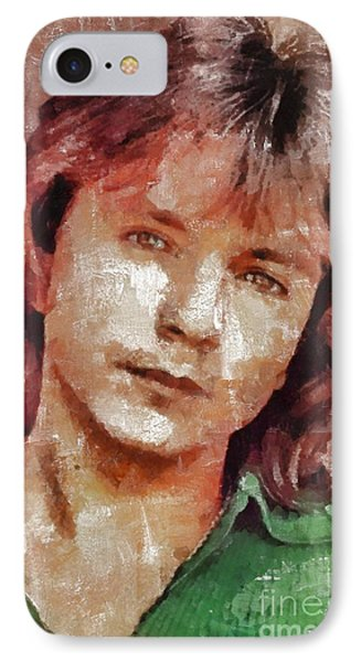 David Cassidy, Singer And Actor IPhone Case