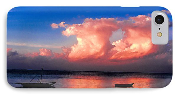 Dawn IPhone Case by Pravine Chester