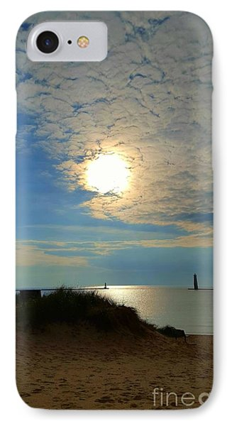 Day Is Done IPhone Case by Debra Kaye McKrill