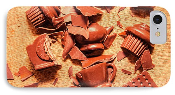 Death By Chocolate IPhone Case by Jorgo Photography - Wall Art Gallery
