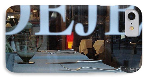 Deje Phone Case by Contemporary Luxury Fine Art