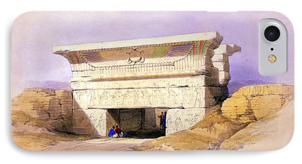 Dendera Temple Complex, 1938 IPhone Case by Science Source