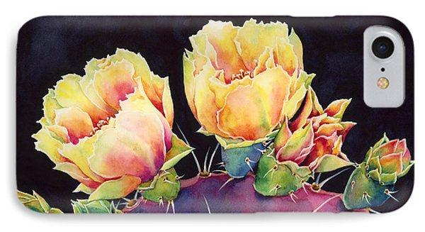 Desert Bloom 2 IPhone Case by Hailey E Herrera