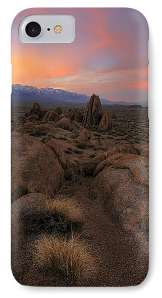 Desert Dreaming IPhone Case by Mike Lang