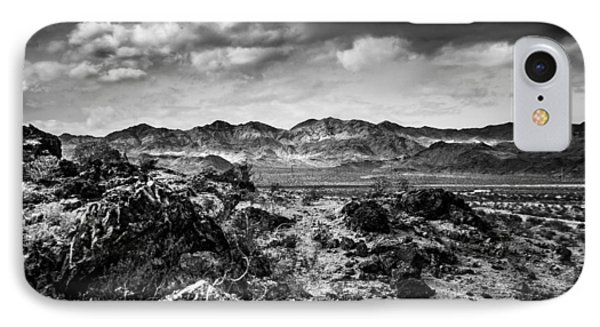 IPhone Case featuring the photograph Deserted Red Rock Canyon by Jason Moynihan