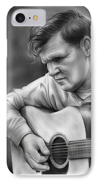 Doc Watson IPhone Case