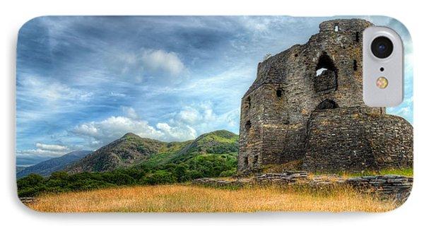 Dolbadarn Castle Phone Case by Adrian Evans