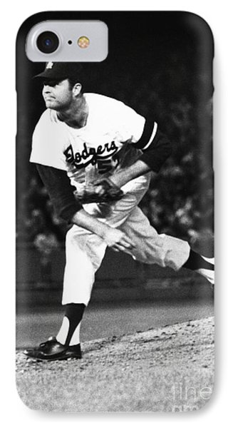 Don Drysdale (1936-1993) IPhone Case