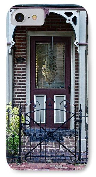 Door - Curb Appeal IPhone Case