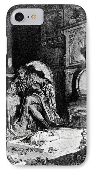 DorÉ: The Raven, 1882 Phone Case by Granger