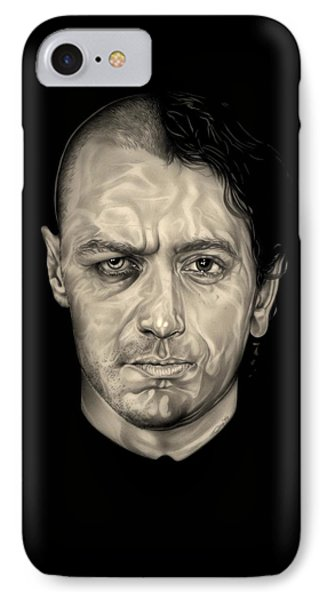 Double Jeopardy IPhone Case by Fred Larucci