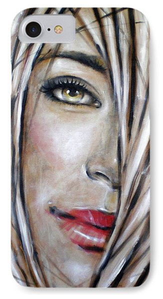 Dream In Amber 120809 IPhone Case by Selena Boron