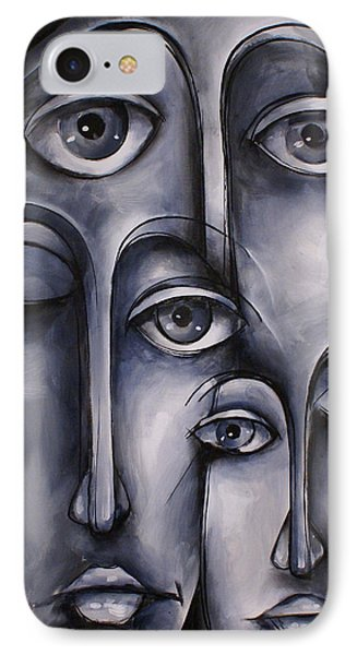 Dreamers Phone Case by Michael Lang