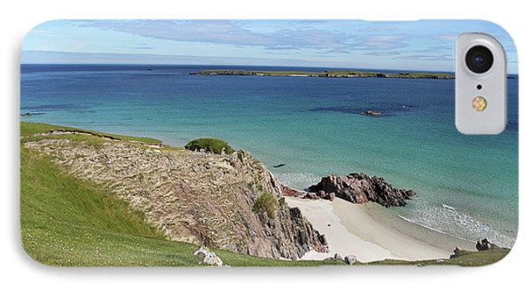 IPhone Case featuring the photograph Durness - Scotland by Pat Speirs