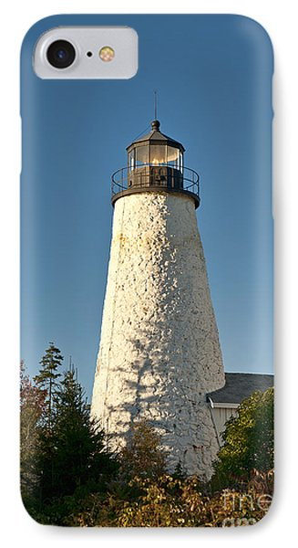 Dyce Head Lighthouse Phone Case by John Greim