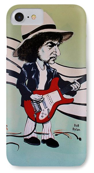 Dylan IPhone Case by Rob Hans
