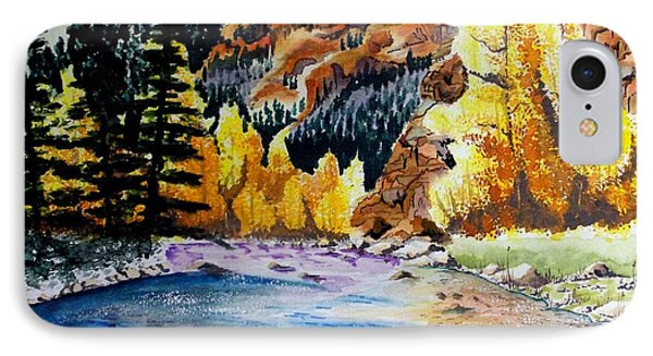 East Clear Creek IPhone Case by Jimmy Smith