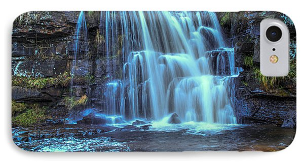 East Gill Force IPhone Case by Nichola Denny