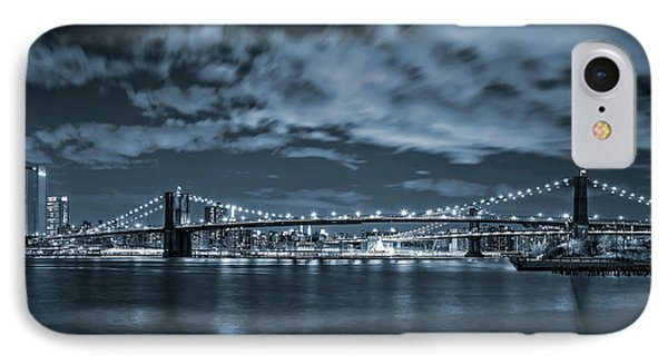 IPhone Case featuring the photograph East River View by Az Jackson