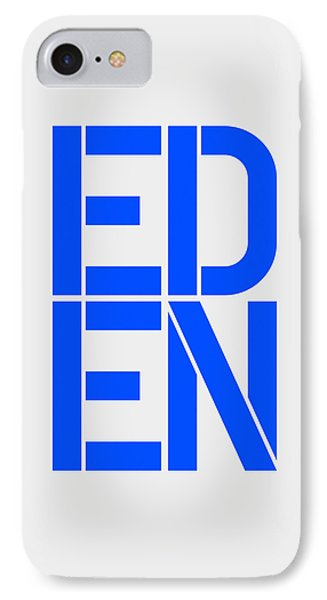 Eden IPhone Case by Three Dots