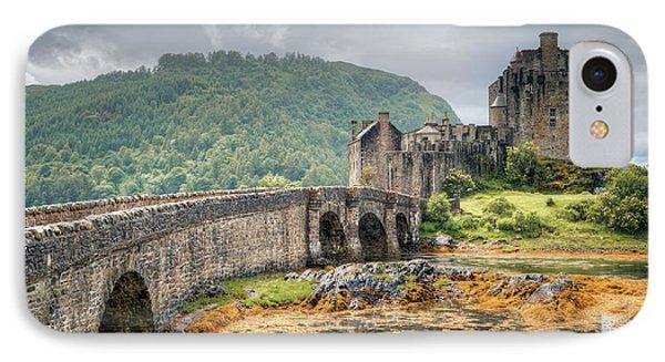 Eilean Donan Castle IPhone Case by Ray Devlin