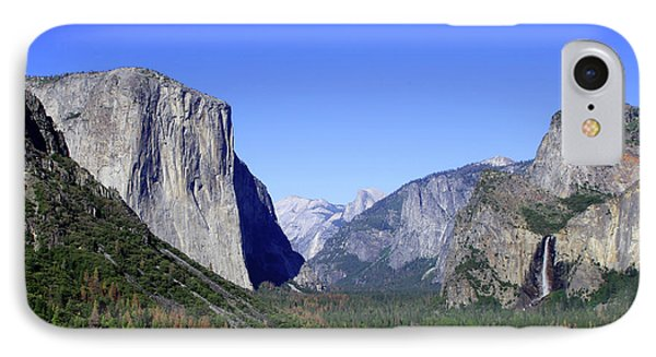 IPhone Case featuring the photograph El Capitan by Joseph G Holland