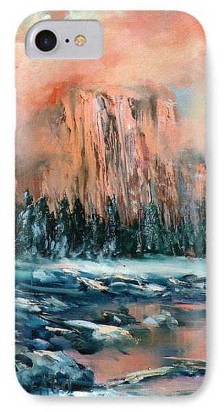 El Capitan Phone Case by Sally Seago