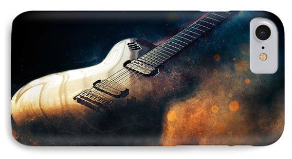 Electric Guitar Art IPhone Case