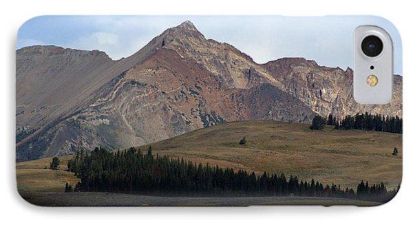 Emerald Lake Phone Case by Marty Koch